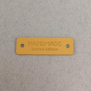 Бирка пришивная HandMade