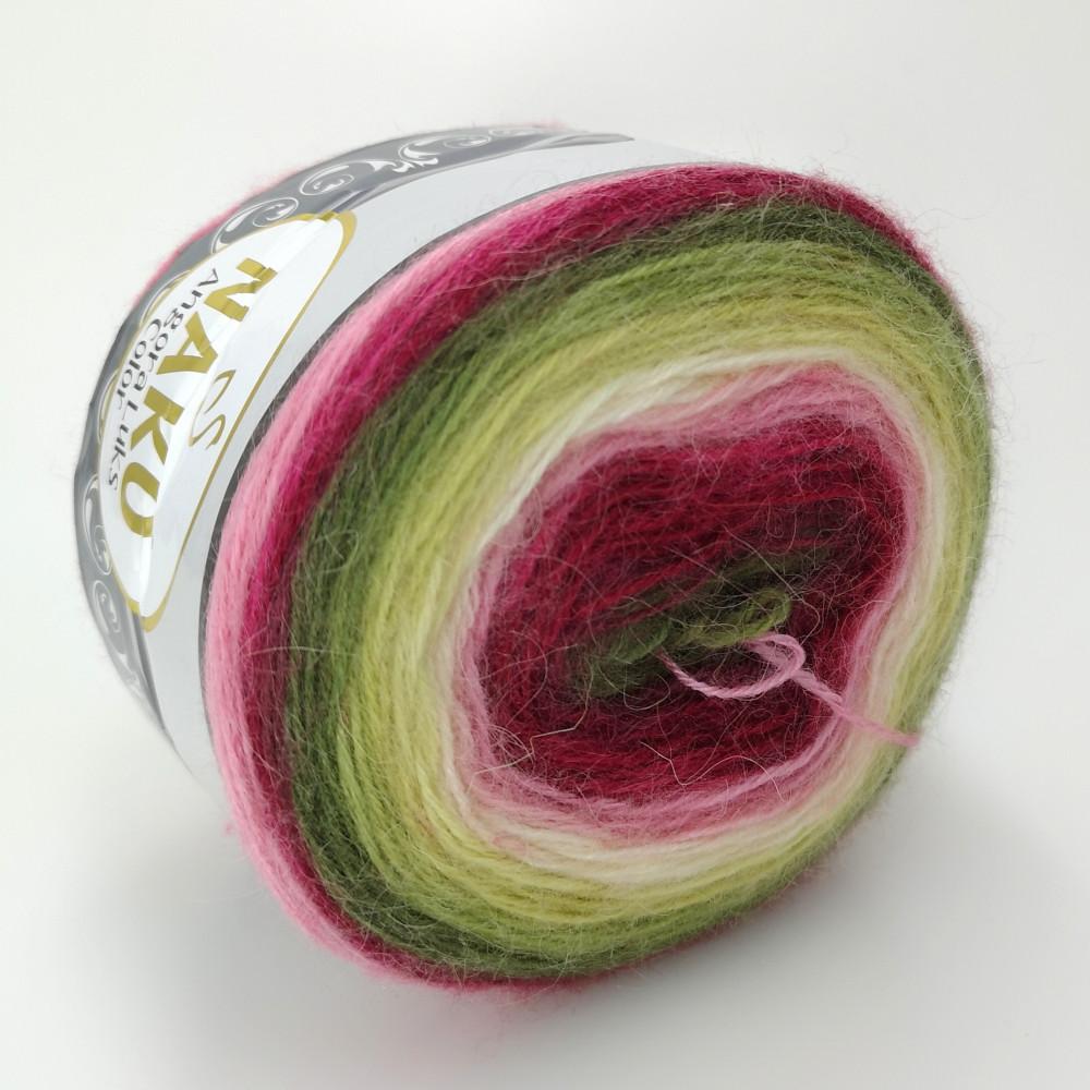 Angora Luks Color
