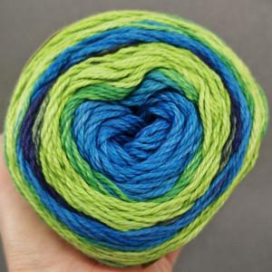 Cotton Royal Color Waves
