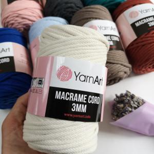 Macrame cord 3 мм