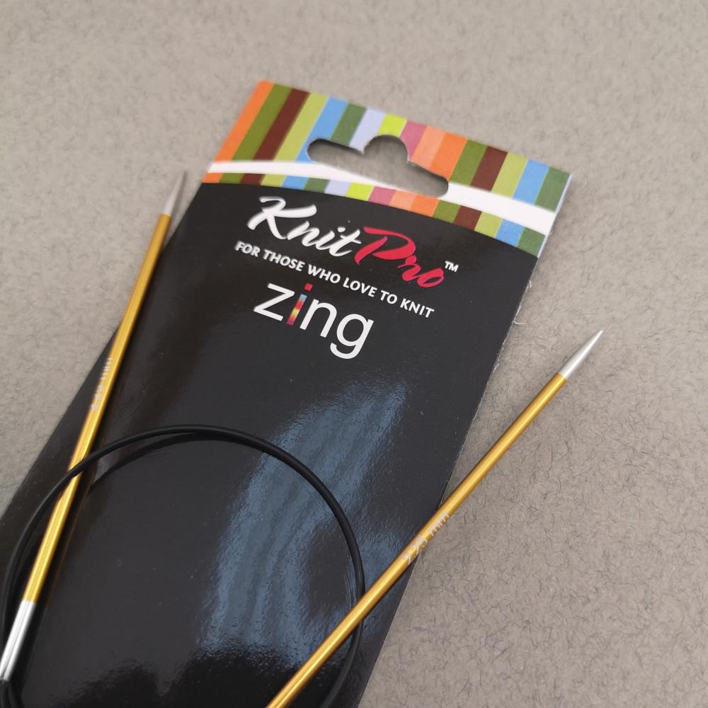 Круговые спицы Knitpro Zing